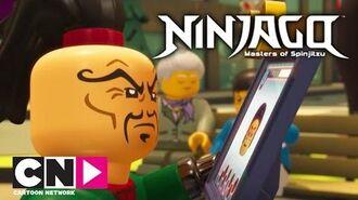 Ninjago Lost Nadakhan Cartoon Network