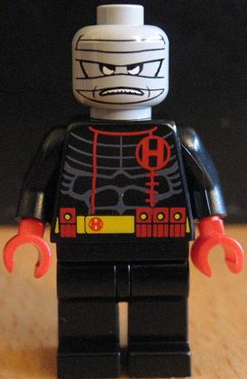 Hush | Lego custom minifigures Wiki | FANDOM powered by Wikia