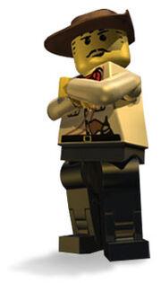 Who jt lego