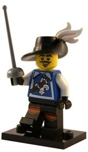 Lego s4 musketeer