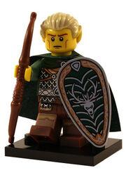 Lego elf