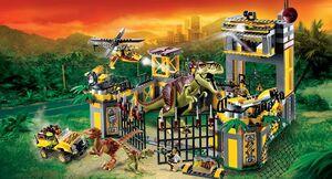 Dino Defense HQ