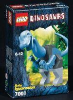 Young Iguanodon
