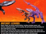 Mutant Lizards Bio