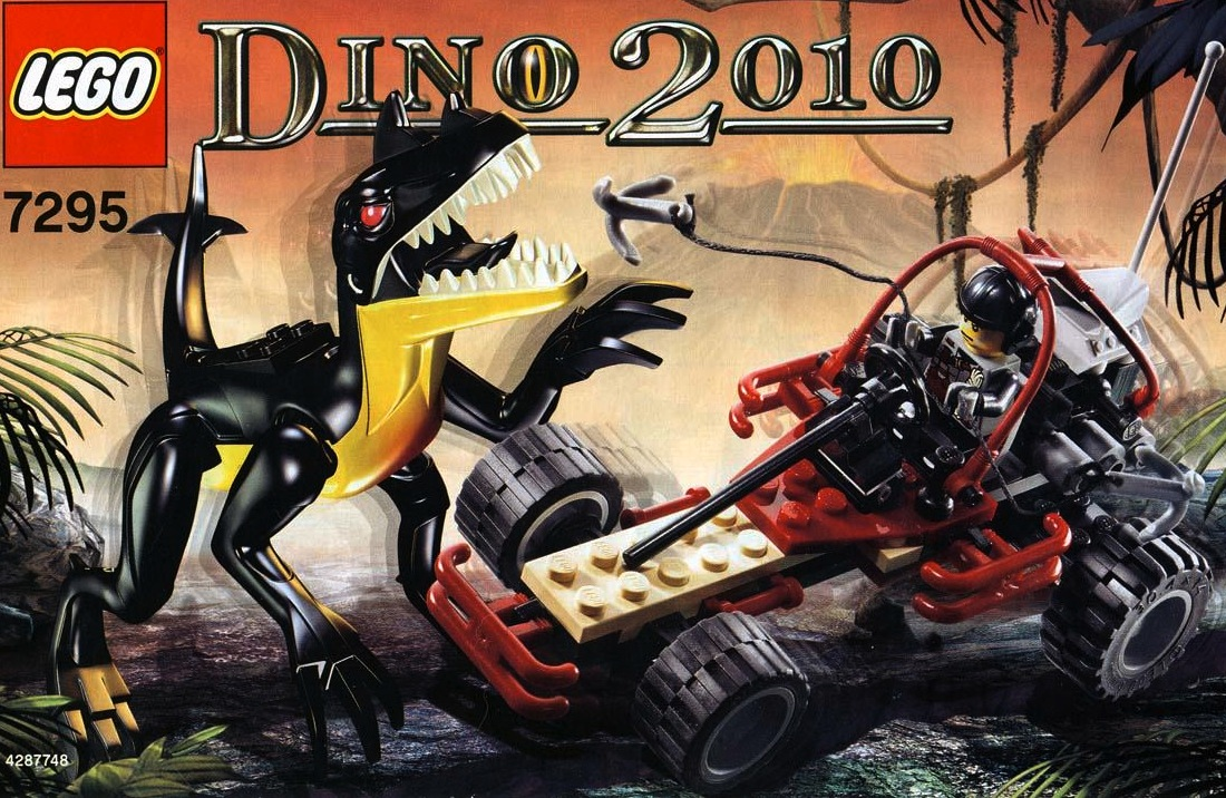 7295 Dino Buggy Chaser Lego Dino Attack Wiki Fandom Powered By Wikia