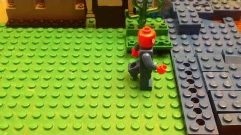 LEGO Spiderman The Cannibals