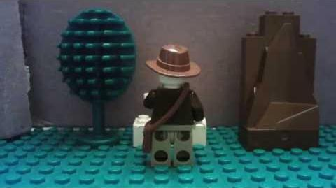 LEGO Indiana Jones and the Little Green Diamond