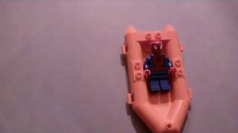 LEGO Spiderman The Cannibals ENDING