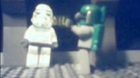 Lego Star Wars An Average Death Star Day