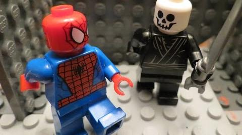 LEGO Spider-Man Crossbones
