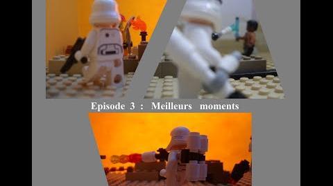 Stormtrooper Brickfilm – E3S1 – Meilleurs moments