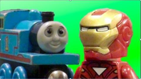 Thomas vs. Iron Man