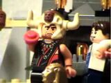 Lego Indiana Jones: Temple of Doom Mine Chase