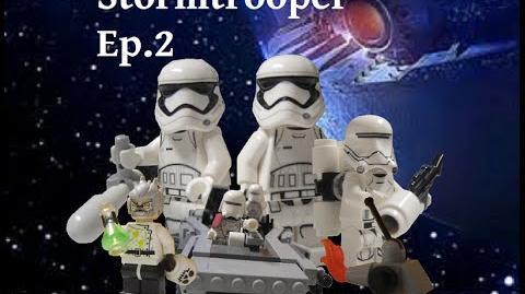 Stormtrooper Brickfilm – E2S1 – La glace
