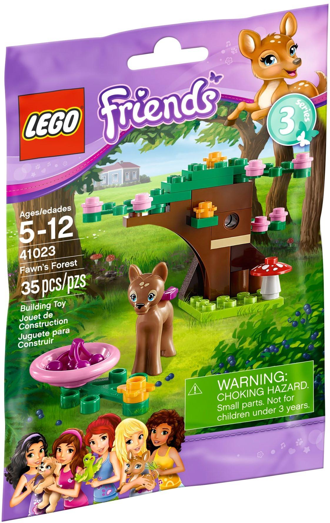 Fawn's Forest (41023)   LEGO Friends Wiki   Fandom