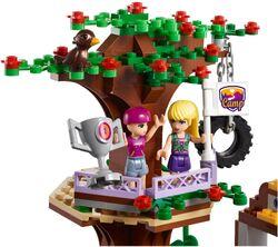 Adventure Camp Tree House 8
