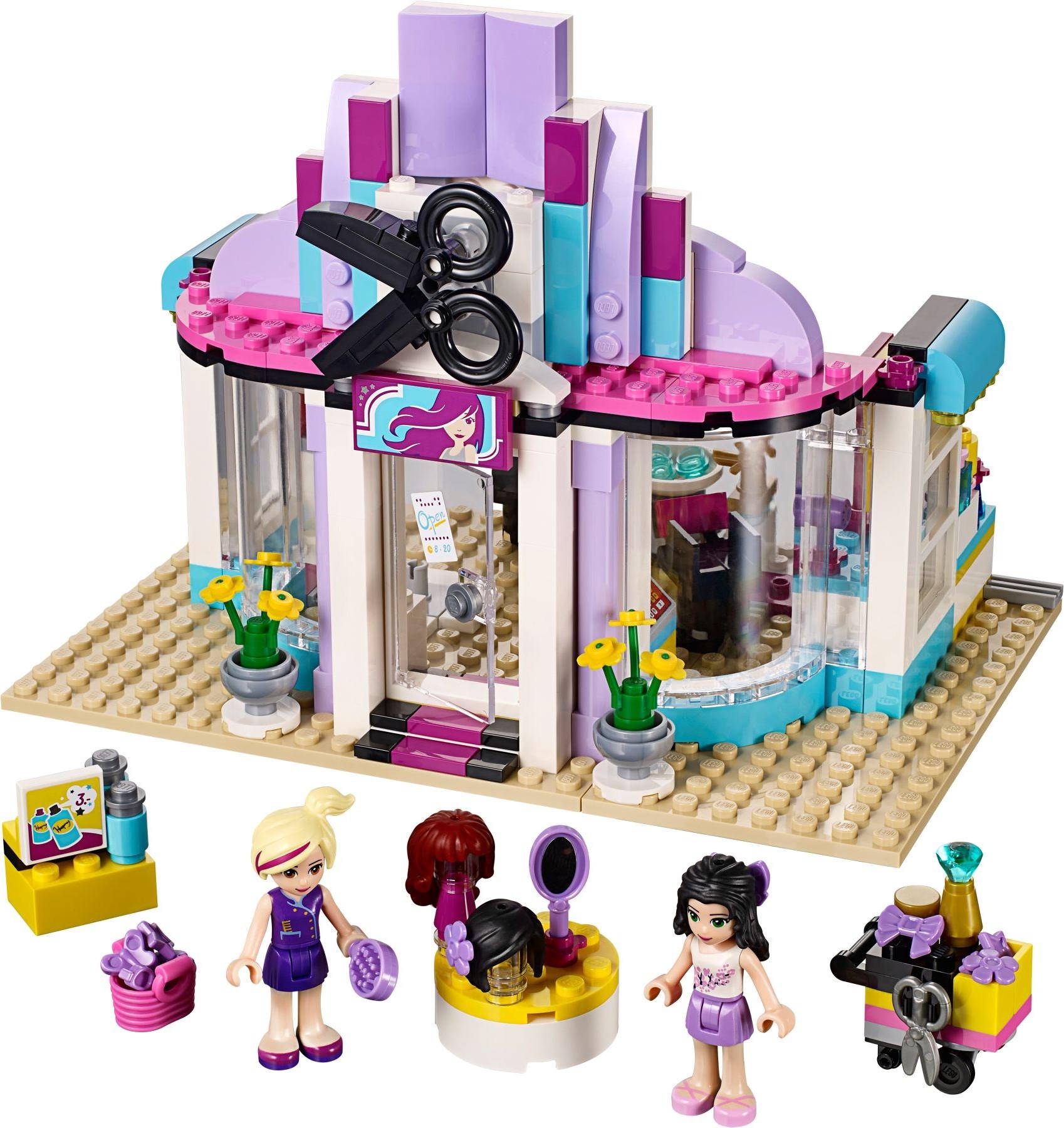 Heartlake Hair Salon (41093)   LEGO Friends Wiki   Fandom