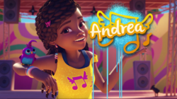 2018 Andrea Character Image
