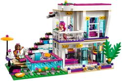 Livi's Pop Star House 1