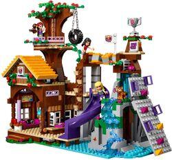 Adventure Camp Tree House 2