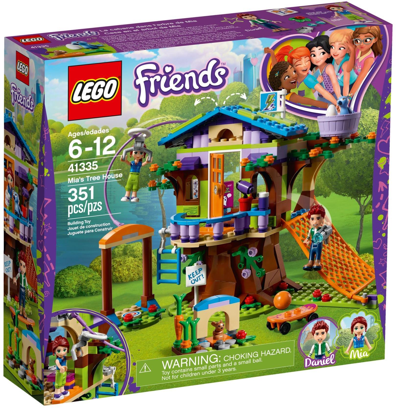 Mias Tree House 41335 Lego Friends Wiki Fandom Powered By Wikia