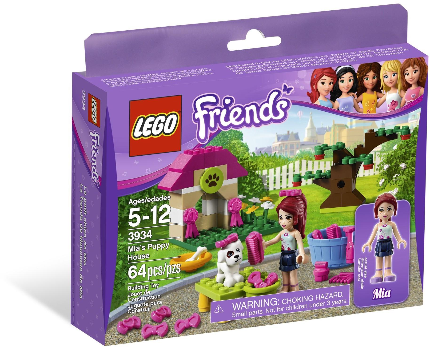 Mias Puppy House 3934 Lego Friends Wiki Fandom Powered By Wikia