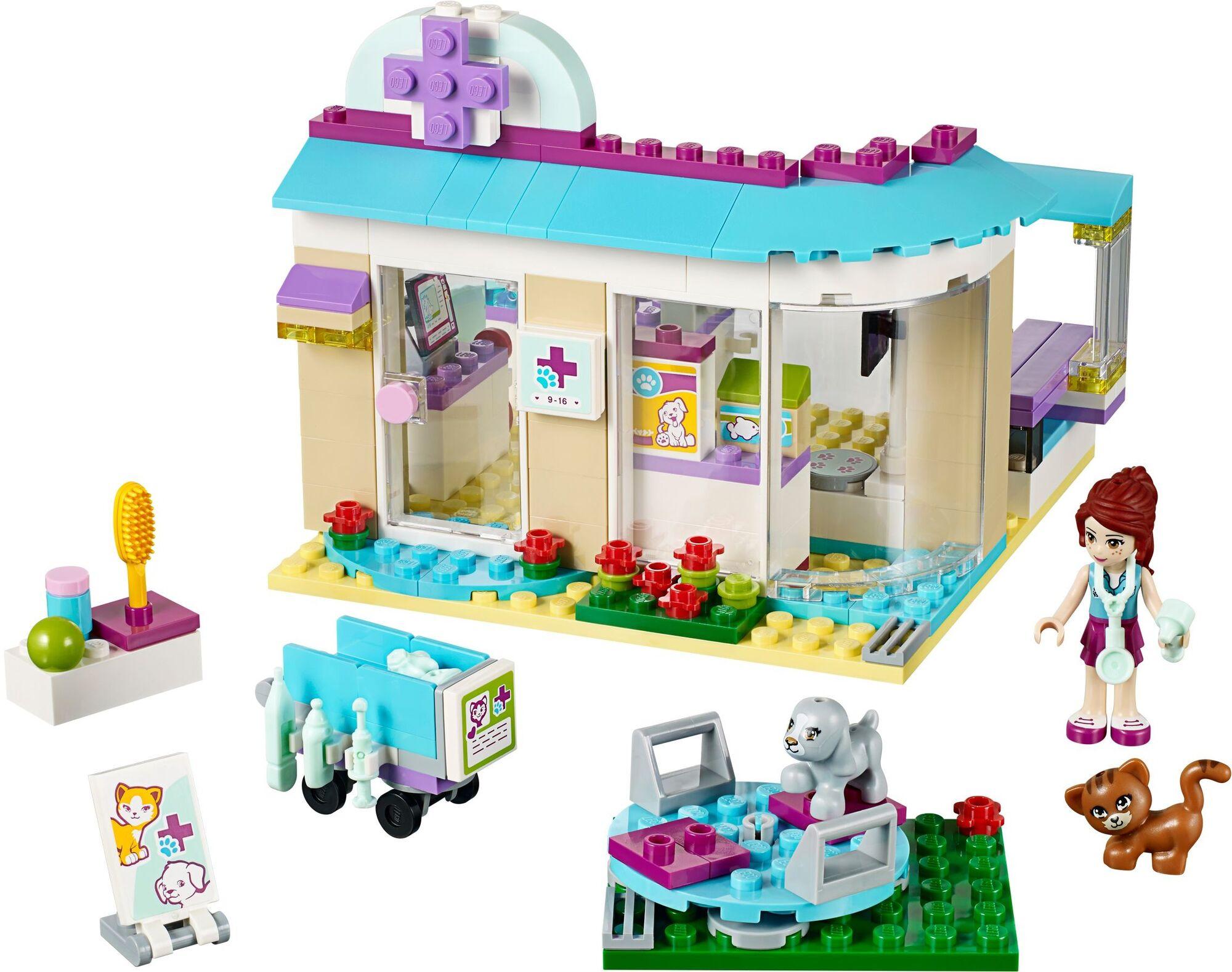 Vet Clinic (41085) | LEGO Friends Wiki | Fandom