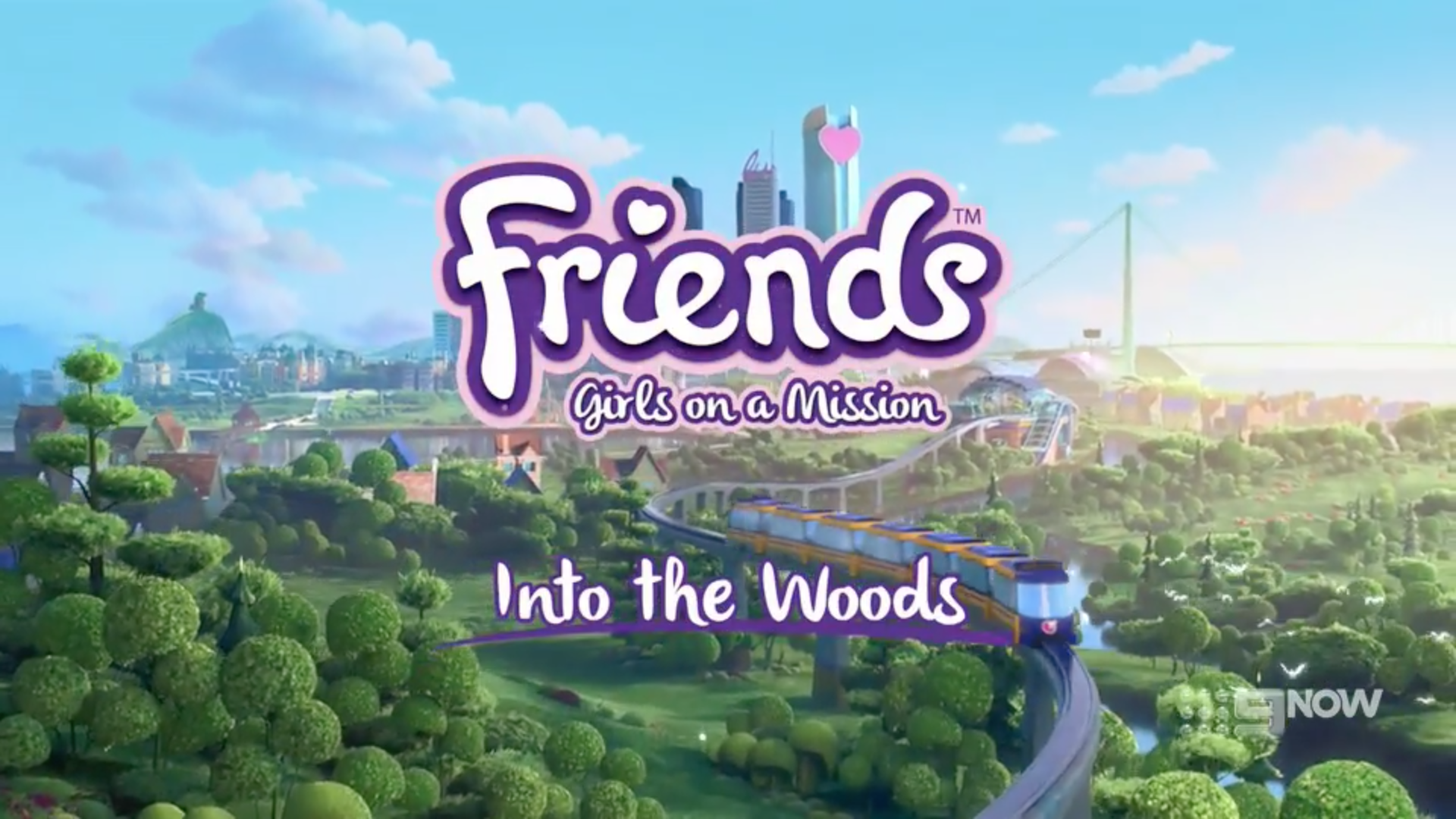 Into The Woods Lego Friends Wiki Fandom Powered By Wikia