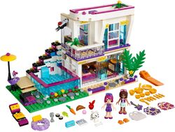 Livi's Pop Star House Unboxed