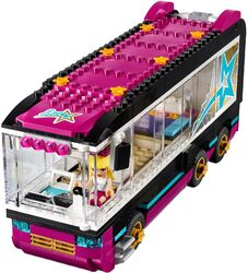 Pop Star Tour Bus 1