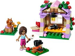 Andrea's Mountain Hut Unboxed