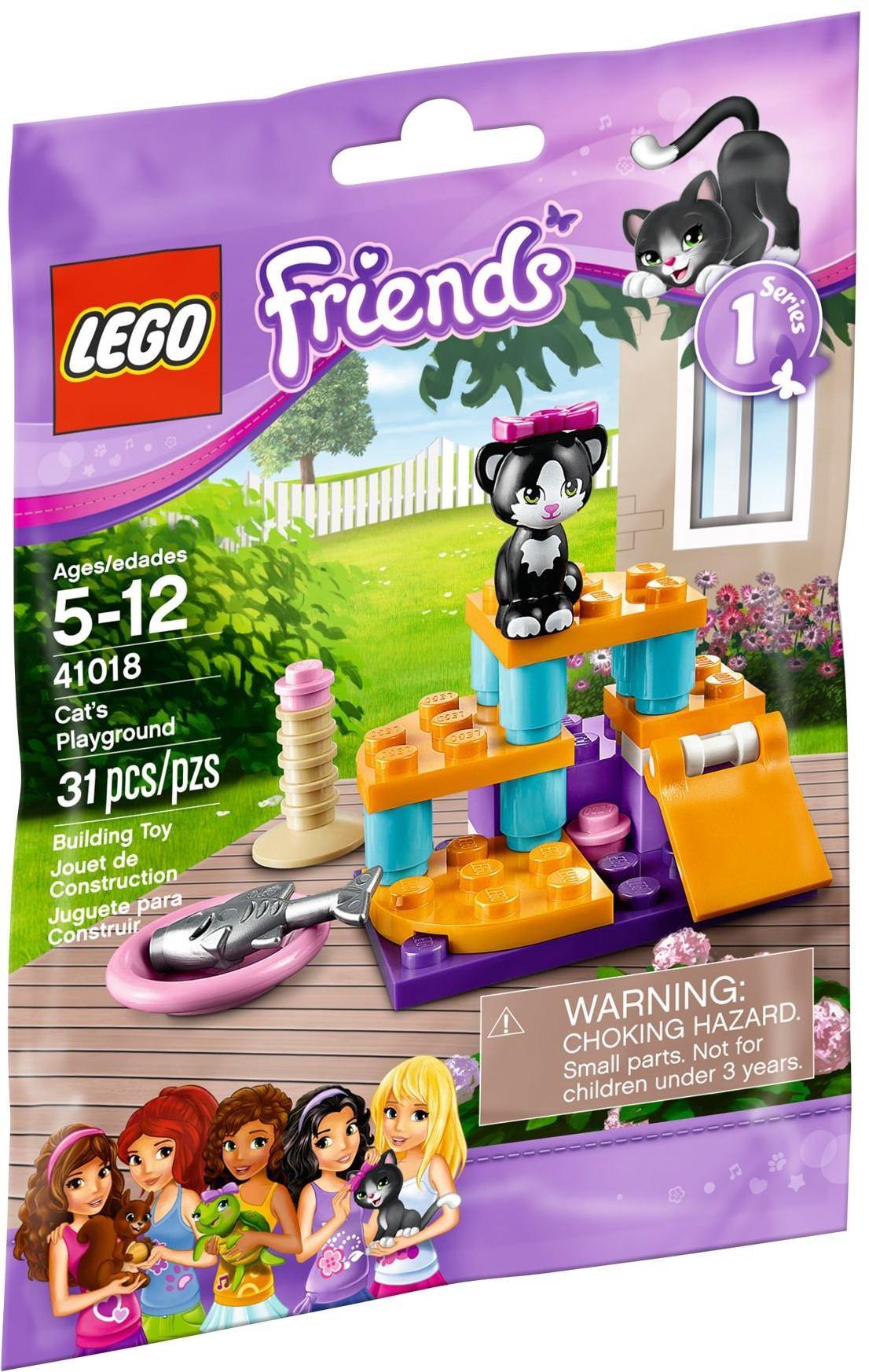 Cats Playground 41018 Lego Friends Wiki Fandom Powered By Wikia