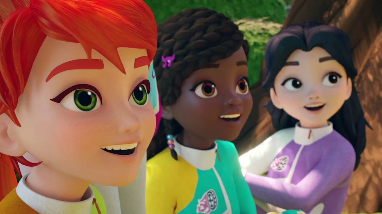 """Video - LEGO Friends Girls On A Mission - Ep 9 """"The Daft ..."""
