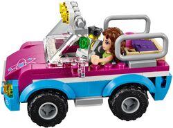 Olivia's Exploration Car 2