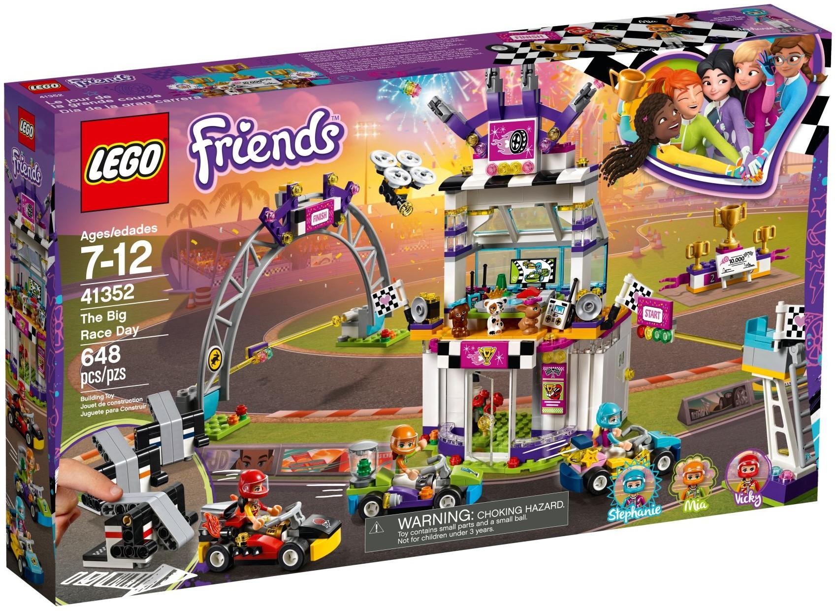 Wiki Big Race Fandom Friends By Wikia Day41352Lego The Powered XiZPuOk