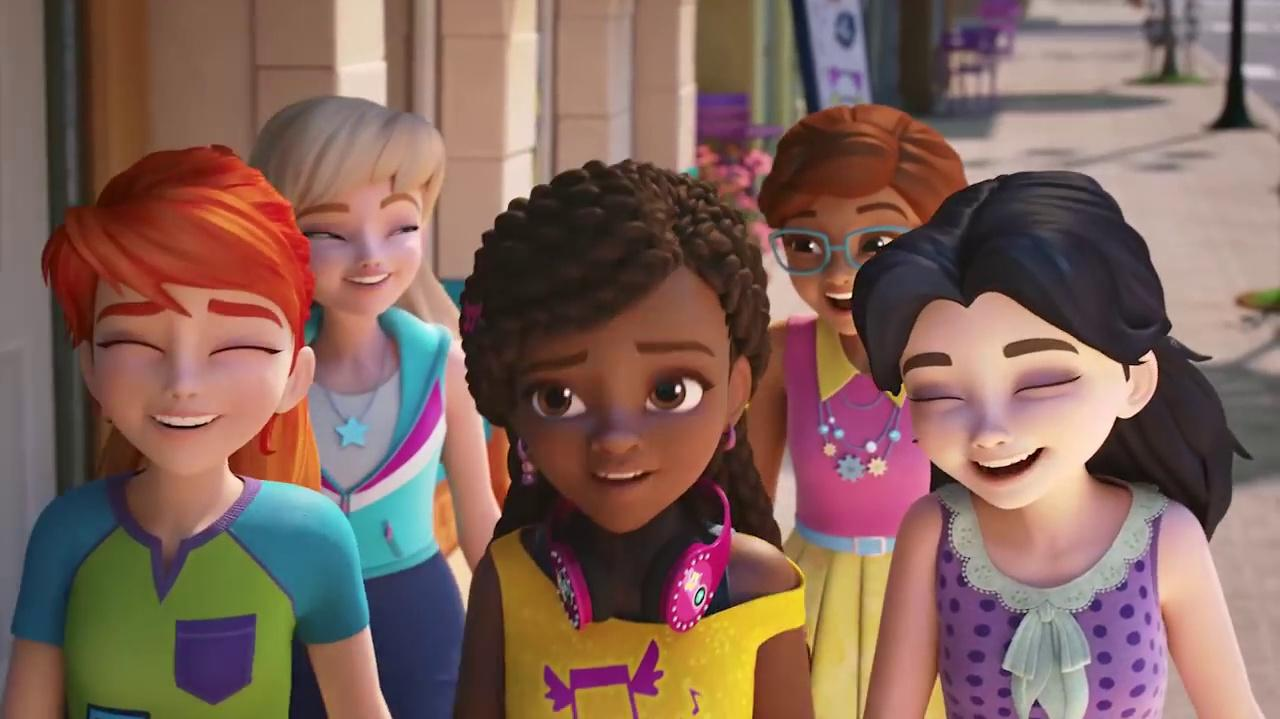 "LEGO Friends Girls on a Mission - Ep 1 ""Welcome to Heartlake City"""