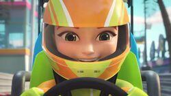 Mia Go-Kart Outfit
