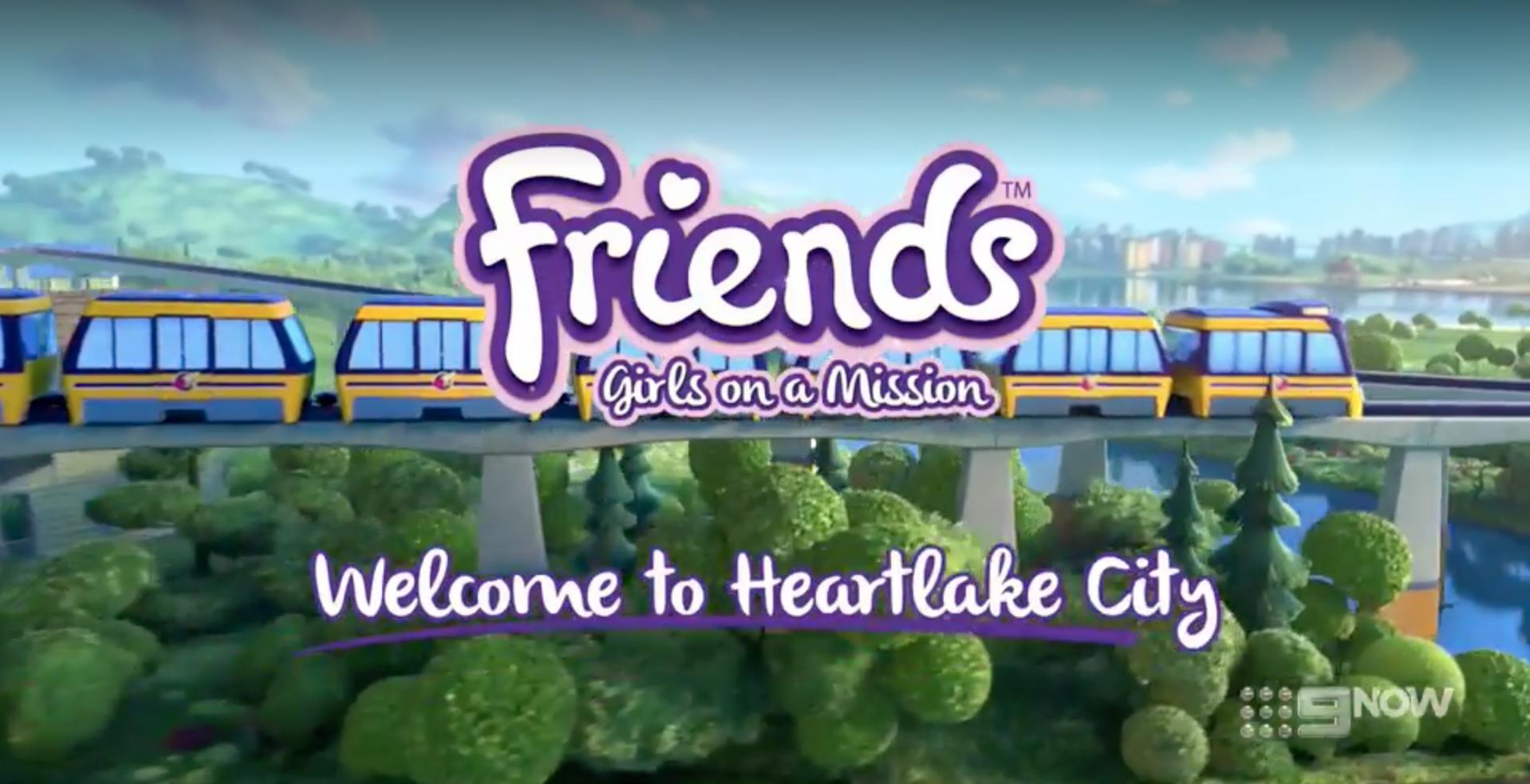 Welcome To Heartlake City Lego Friends Wiki Fandom Powered By Wikia