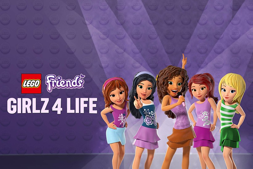 Girlz 4 Life | LEGO Friends Wiki | FANDOM powered by Wikia