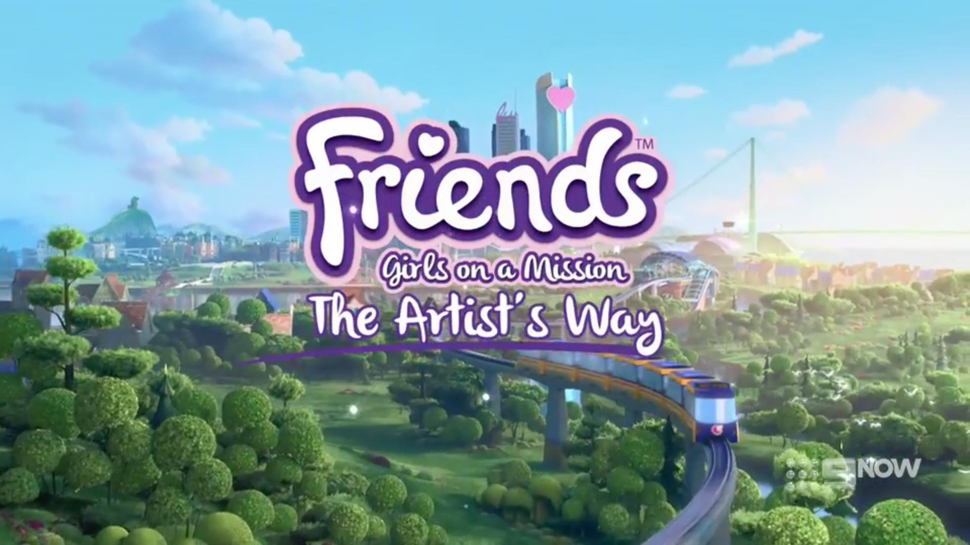 The artists way lego friends wiki fandom powered by wikia the artists way malvernweather Gallery