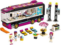 Pop Star Tour Bus Un