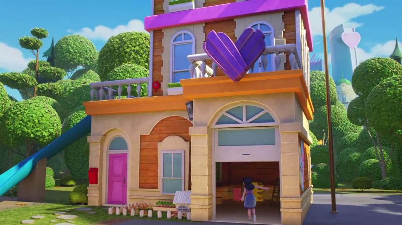 "LEGO Friends Girls On A Mission - Ep 2 ""Friendship House"""