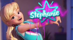 2018 Stephanie Character Image