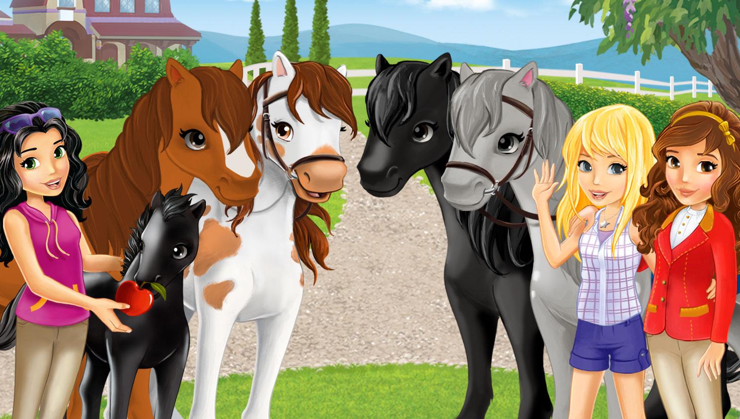 Image - Explore overview Tout Horses 1488x842.jpg   LEGO ...
