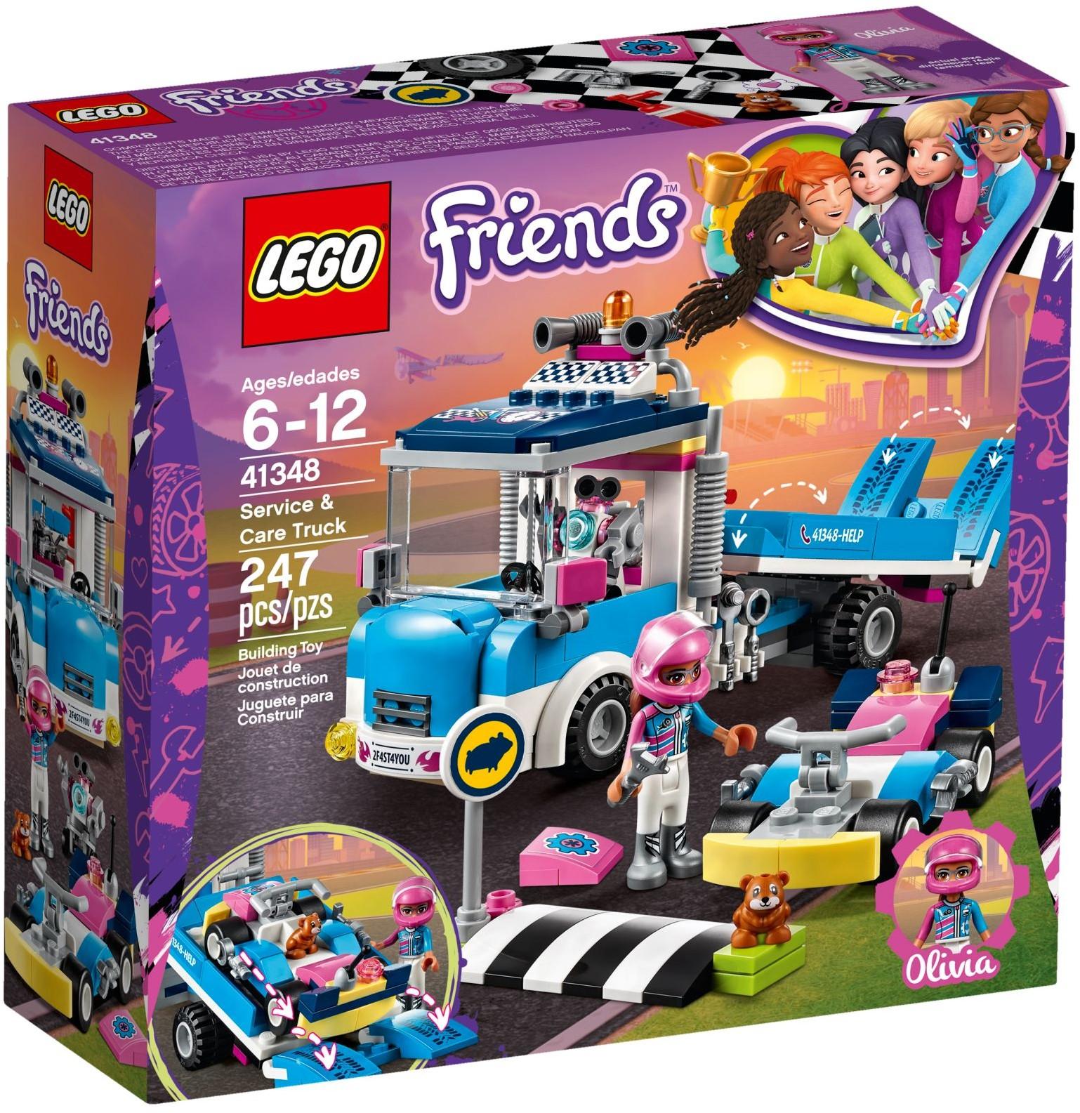 Service & Care Truck (41348) | LEGO Friends Wiki | Fandom