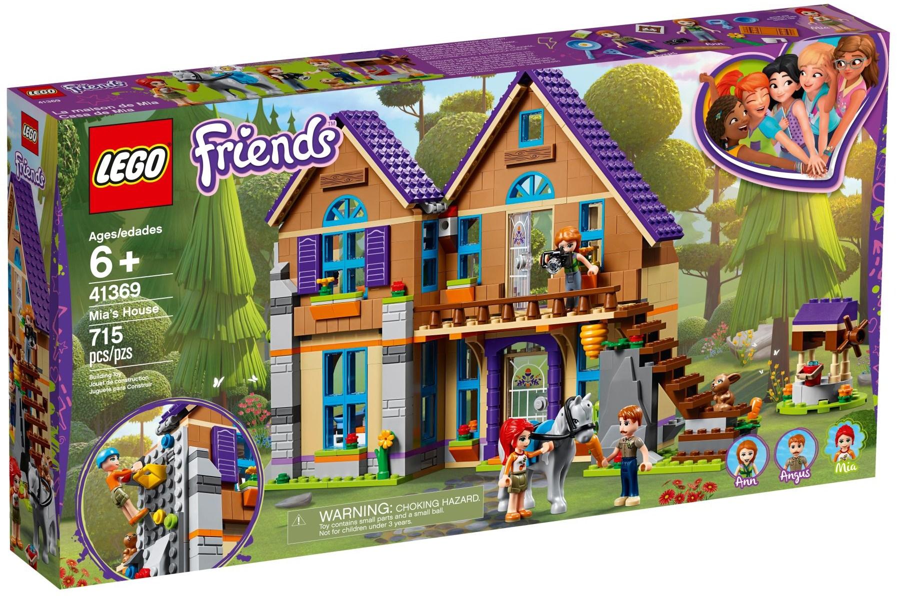 Mias House 41369 Lego Friends Wiki Fandom Powered By Wikia