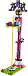 41130 LEGO Friends Amusement Park Roller Coaster -10-500x500