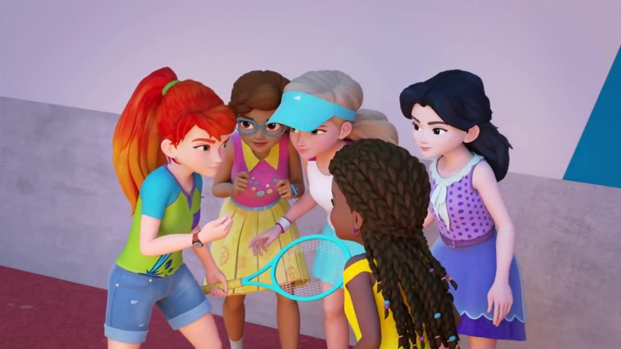 "LEGO Friends Girls On A Mission - Ep 5 ""The Shadow Group"""