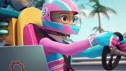 Olivia Go-Kart