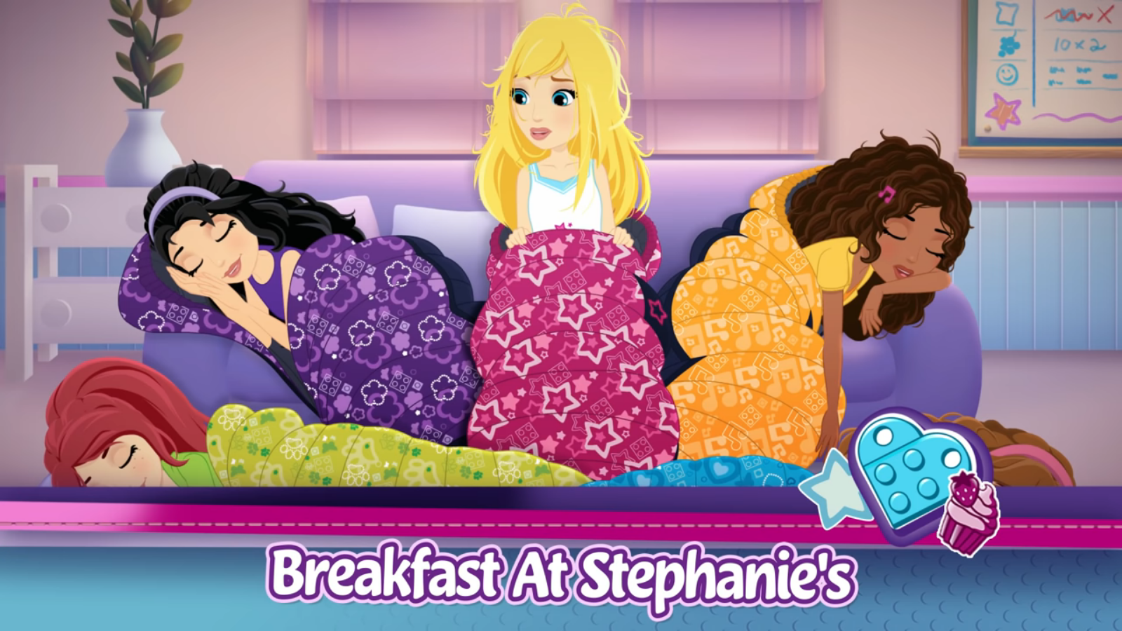 Breakfast At Stephanies Lego Friends Wiki Fandom Powered By Wikia